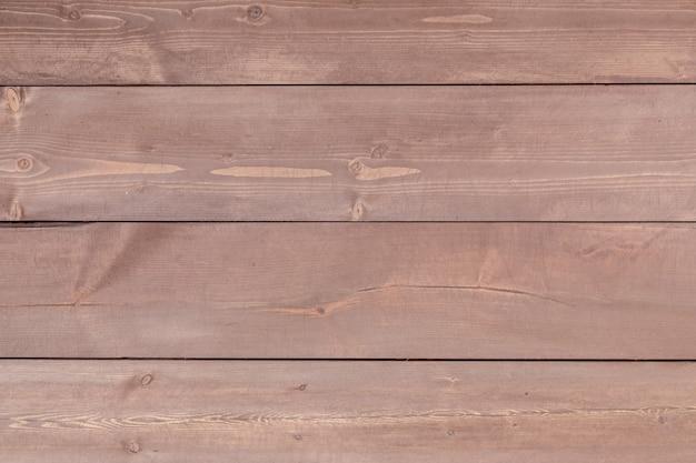Panneaux en bois marron