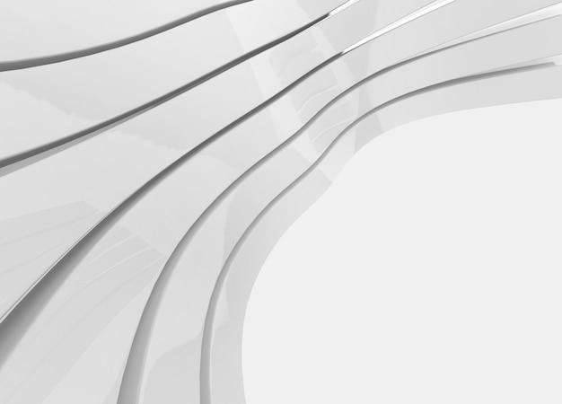 Panneaux modernes de courbe grise sur copie backgorund