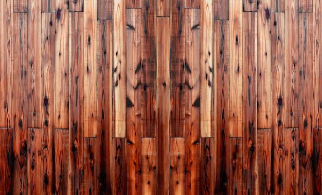 Panorama, panneau mural en bois brun foncé comme arrière-plan