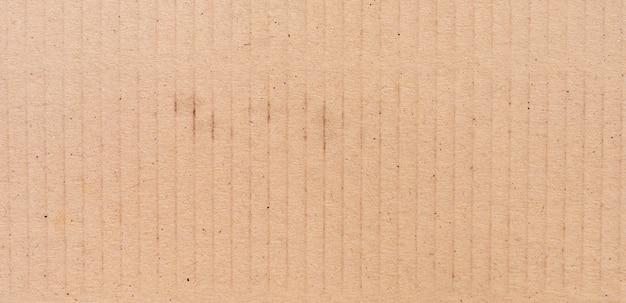 Panorama de papier brun fond et texture avec espace copie