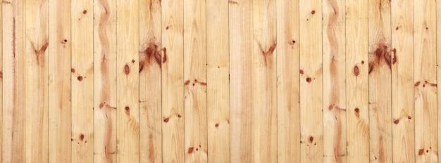 Panorama de la texture du bois ancien de palettes