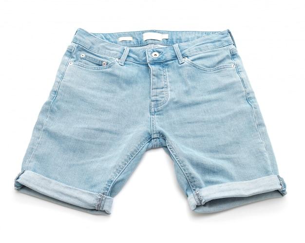 Pantalon jeans isolé