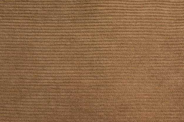 Pantalon en velours côtelé fond de texture