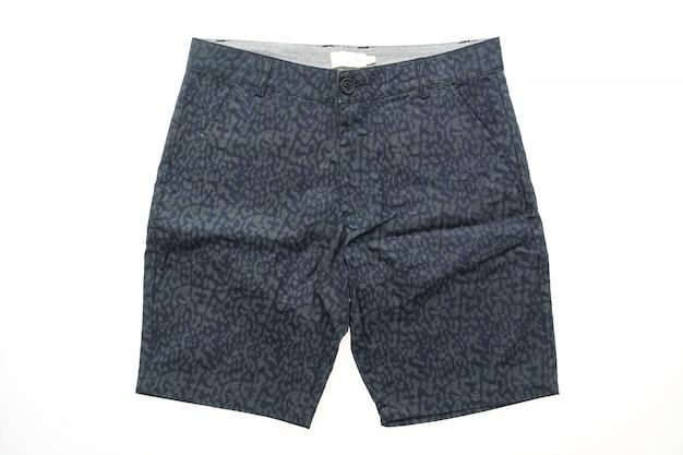 Pantalons courts pour hommes décontractés