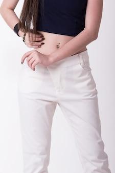Pantalons pour femmes.