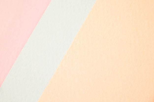 Le papier abstrait est un fond coloré, un design créatif pour un papier peint pastel.