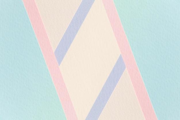 Papier abstrait est un fond coloré, design créatif