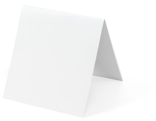 Papier blanc de bureau