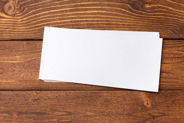 Papier blanc vierge