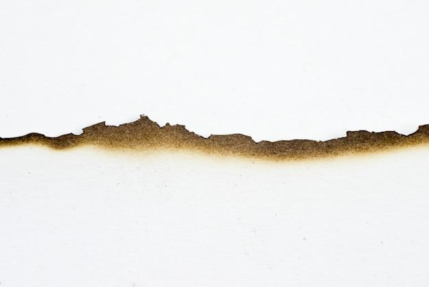 Papier brûlé vieux texture abstrait grunge