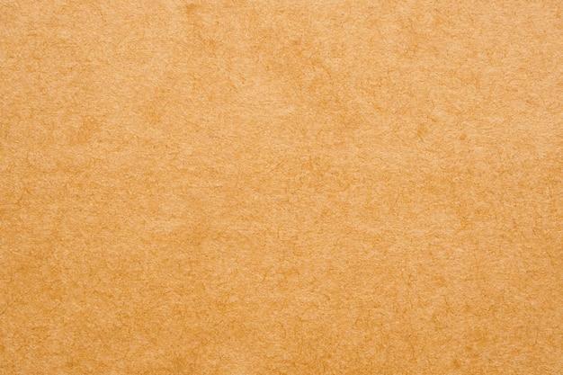 Papier brun éco recyclé feuille kraft texture fond de carton