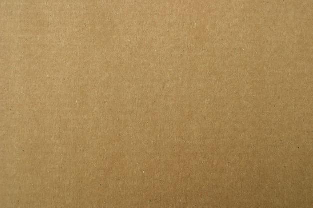 Papier carton brun