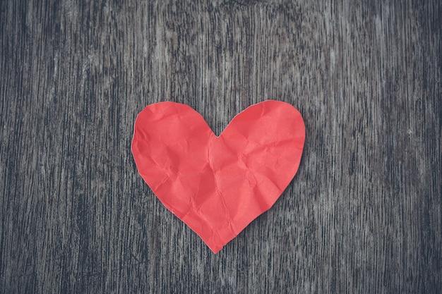 Papier de coeur