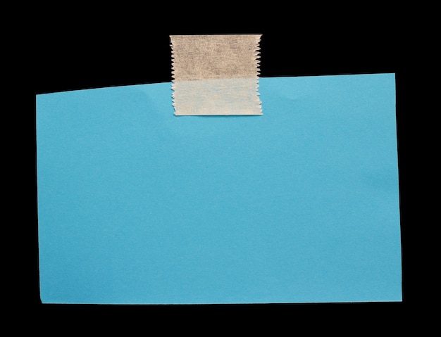 Papier déchiré avec espace adhésif pour votre message papier déchiré avec espace adhésif pour votre m