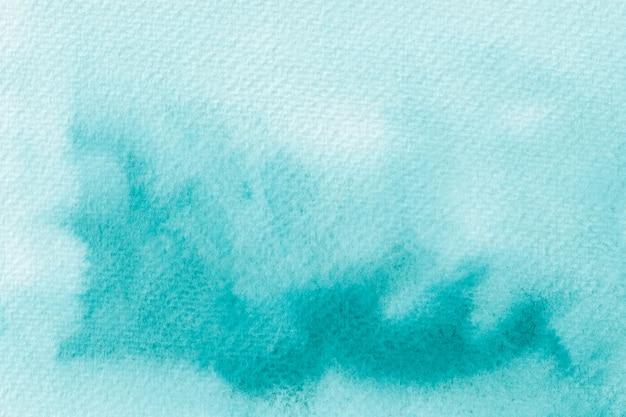 Papier de fond aquarelle turquoise imprimable