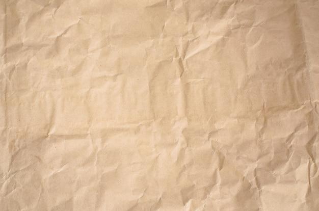 Papier froissé vintage abstrait