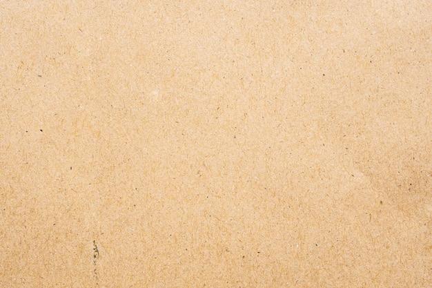 Papier kraft recyclé écologique marron