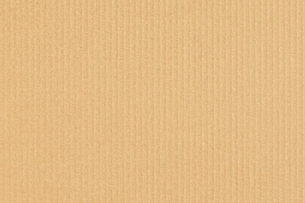 Papier kraft ou texture de carton pour le fond