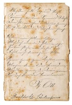Papier numérique. texte manuscrit non défini. fond de texture utilisé