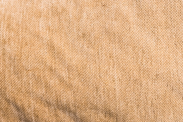 Papier peint close-up en tissu de couleur claire