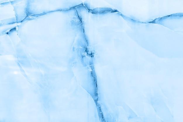 Papier peint à motifs marbre bleu