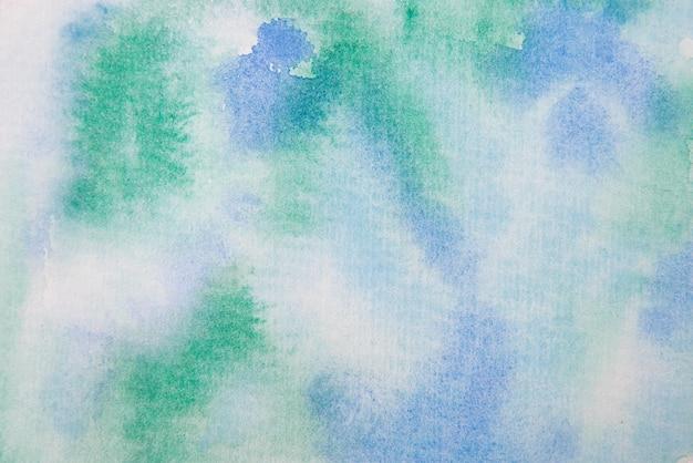 Papier peint peinture aquarelle à plat