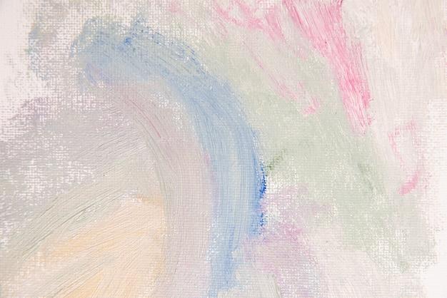 Papier peint peinture aquarelle vue de dessus