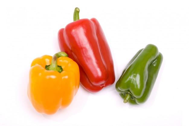Paprika coloré