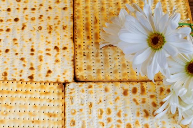 Pâque juive nourriture pessa'h pain azyme et pain azyme