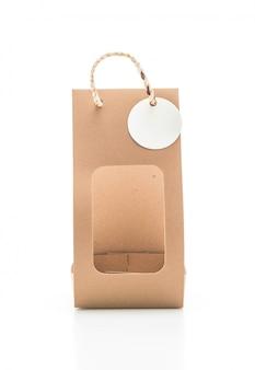 Paquet de sac en papier