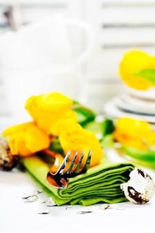 Paramètres de la table spring
