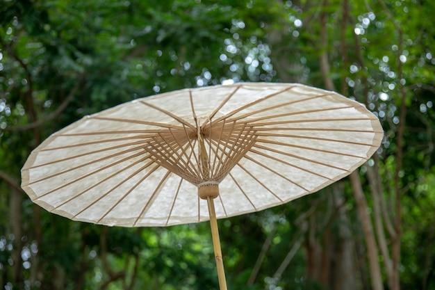 Parapluie vintage en thaïlande.