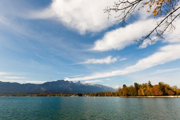 Parc d'automne de la suisse
