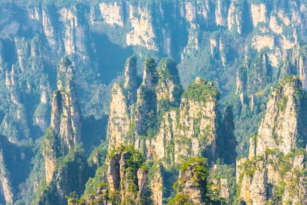 Parc forestier national de zhangjiajie