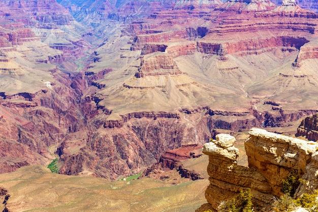 Parc national de l'arizona grand canyon yavapai point