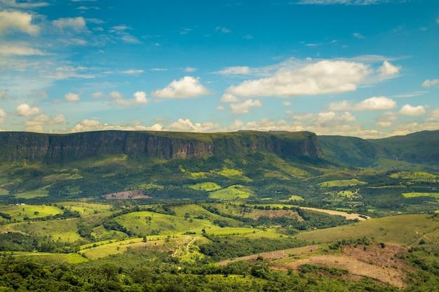 Parc national brésil serra da canastra