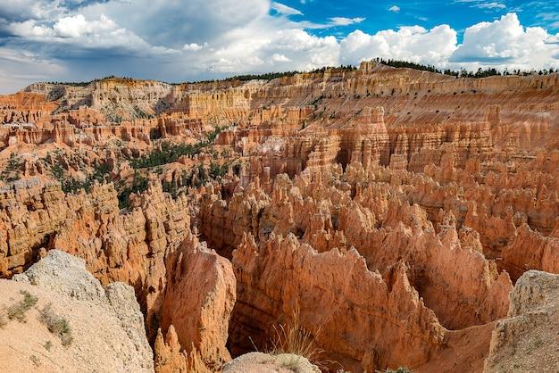 Parc national de bryce canyon de négliger
