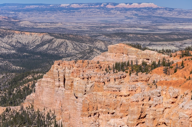 Parc national de bryce canyon, utah, états-unis