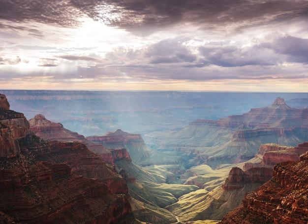Parc national du grand canyon, états-unis