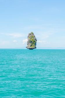 Parc national marin d'angthong, koh samui, suratthani, thaïlande