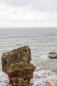 Parc national de paparoa pancake rocks ile sud nouvelle zelande