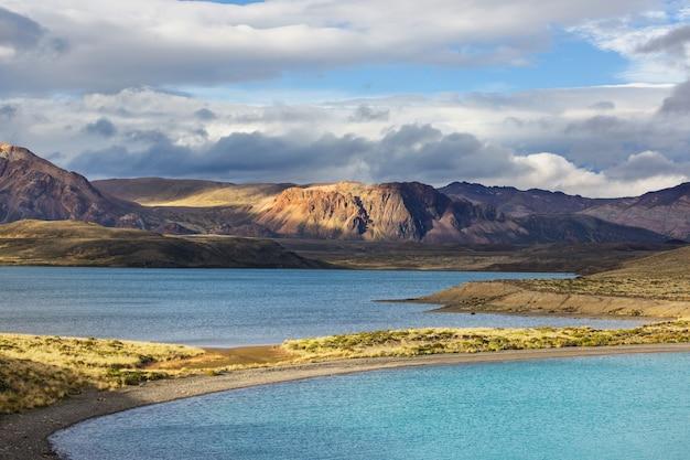 Parc national perito moreno, patagonie, argentine
