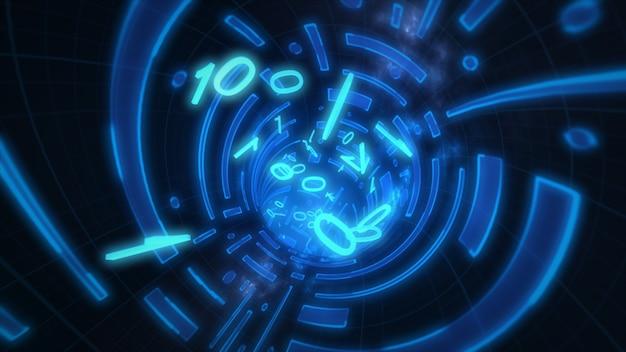 Parcours de tunnel de données