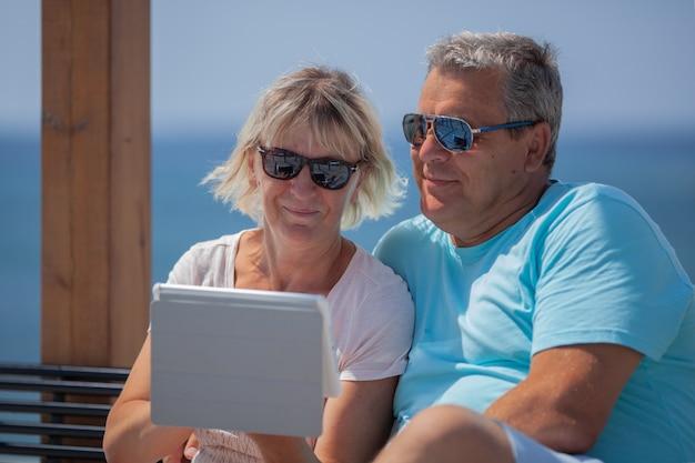 Parents en vacances