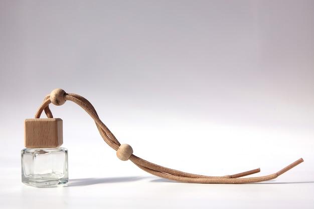 Parfum bout à bout pour huile aromatique.
