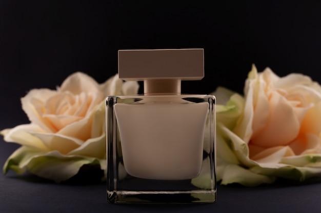 Parfum et roses