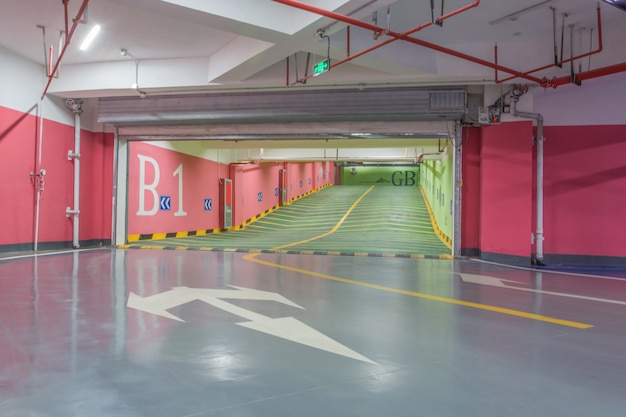 Parking b1 lot