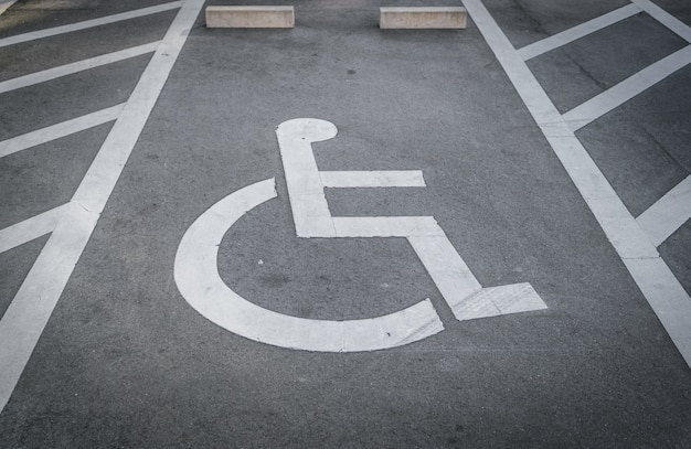 Parking handicap