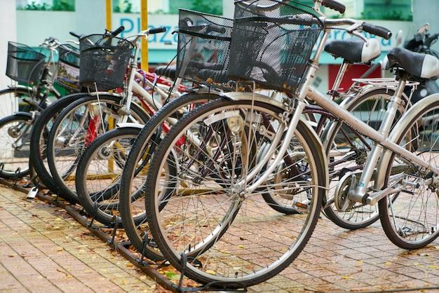 Parking pour vélos