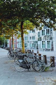 Parking à vélos